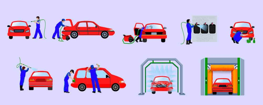 How To Clean Your Car Step-By-Step